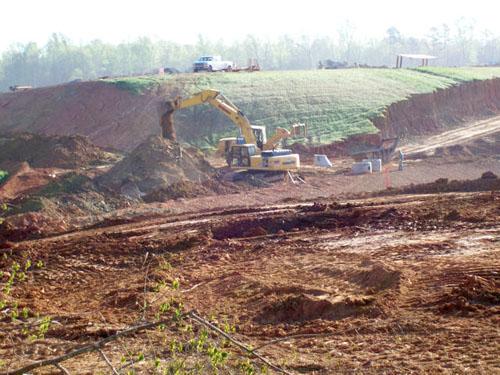 Sewer Installation - San Marino Excavating Inc.